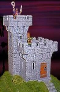 Wargame-Scenery-D-amp-D-Warhammer-25mm-Wizards-Tower