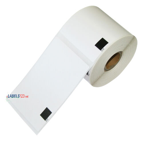 Bredher Compatible 1202 Shipping White 15 Rolls w One Free Frame 300 Labels Roll