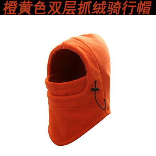 UK Unisex Neck Tube Warmer Winter Snood Thermal Fleece Motorbike Cycling Scarf,