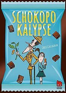Schokopokalypse-von-Callaghan-Chris-Buch-Zustand-gut