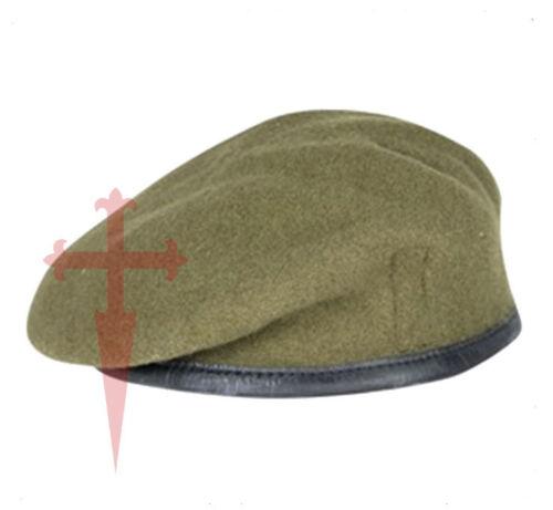 Toutes Tailles Neuf de Grande Qualité Kaki Armée Britannique Béret