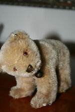 Steiff Jungbär mit Knopf • 12 cm • 1959-67 • Bear Cub • Ours De Garçon