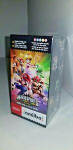 20-NEW-Sealed-Packs-Nintendo-Amiibo-Cards-100-Total-Mario-Sports-Superstars