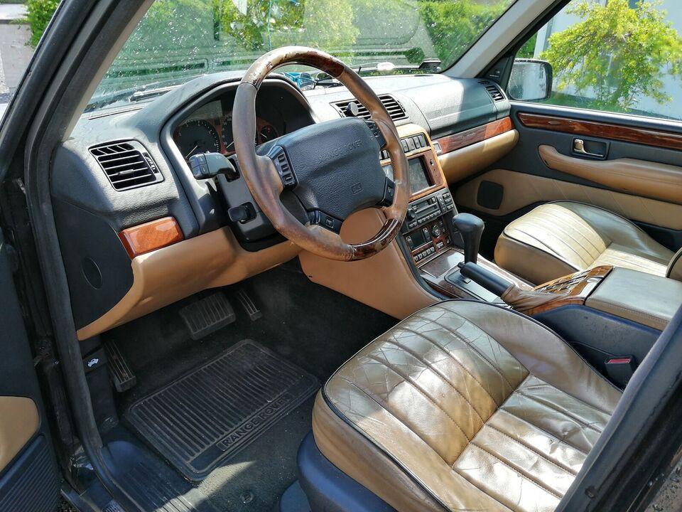 Land Rover, Range Rover, 4,6 HSE aut. Van