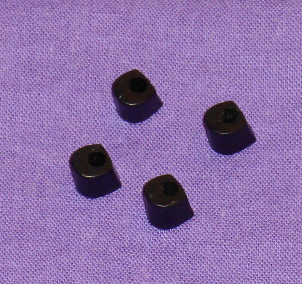 Vintage Mego Micronauts CENTAURUS HOOF x4 LOT hooves parts