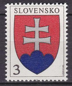 SLOVAKIA-1993-MNH-SC-150-Natl-Arms