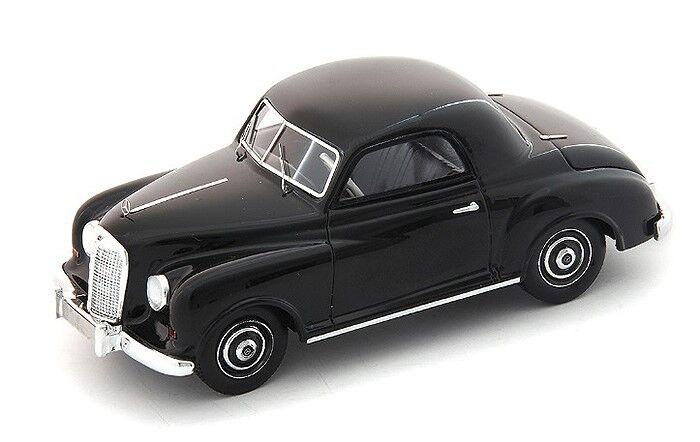 1 43 autocult 1948 Mercedes-Benz 1.2 prougeotype ATC06022 Noir