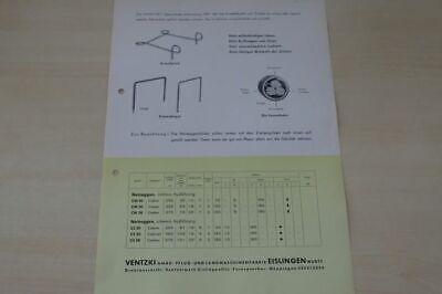 Ventzki Netzeggen Hot Sale 197875 Prospekt 02/1951 Mild And Mellow
