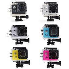 "J4000 5"" MP Action Camera 30M Waterproof Full HD1080P Video Camcorde"