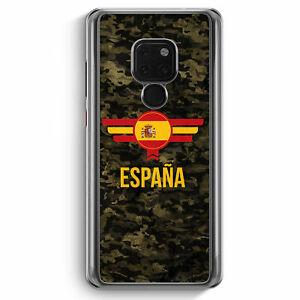 Espana-espana-camuflaje-con-letras-cheers-huawei-mate-20-funda-motivo-Design-mie