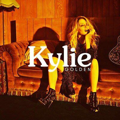 Golden - Kylie Minogue (Deluxe  Album) [CD]