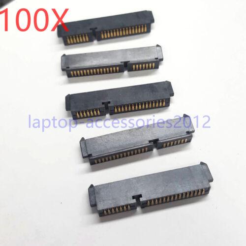 Lot of 100 for Dell E6420 E6220 E6230 Hard Drive Interposer Adapter Connector
