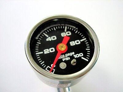 AUTOMETER 100 FUEL PRESSURE GAUGE KIT CHEVY CAMARO LS1