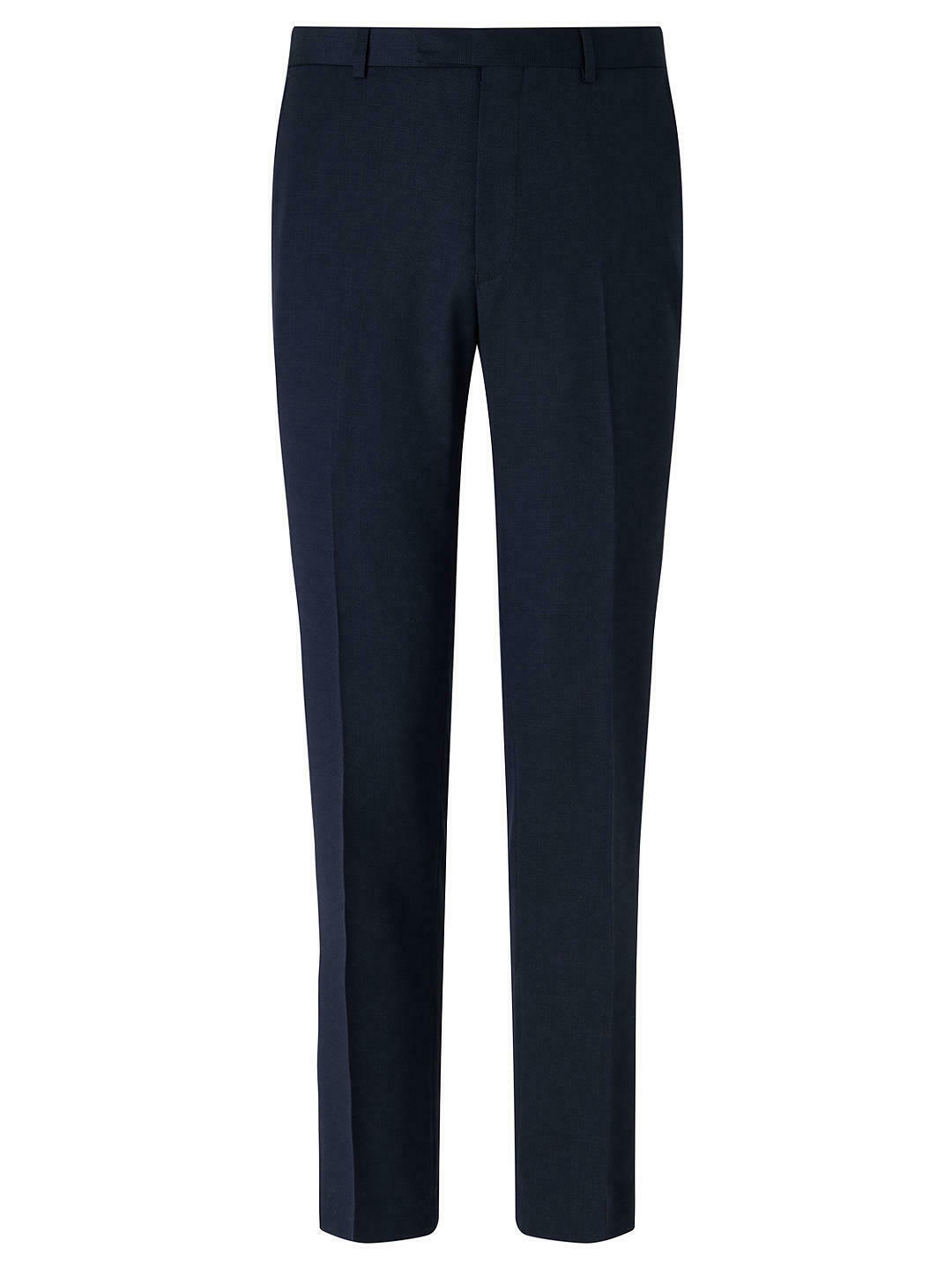 Daniel Hechter Textured Tailored Fit Suit Trousers, Navy SIZE 32S BNWT RRP