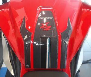 Paraserbatoio adesivi serbatoio gel 3D x moto compatibile BMW S1000XR 2020-2021