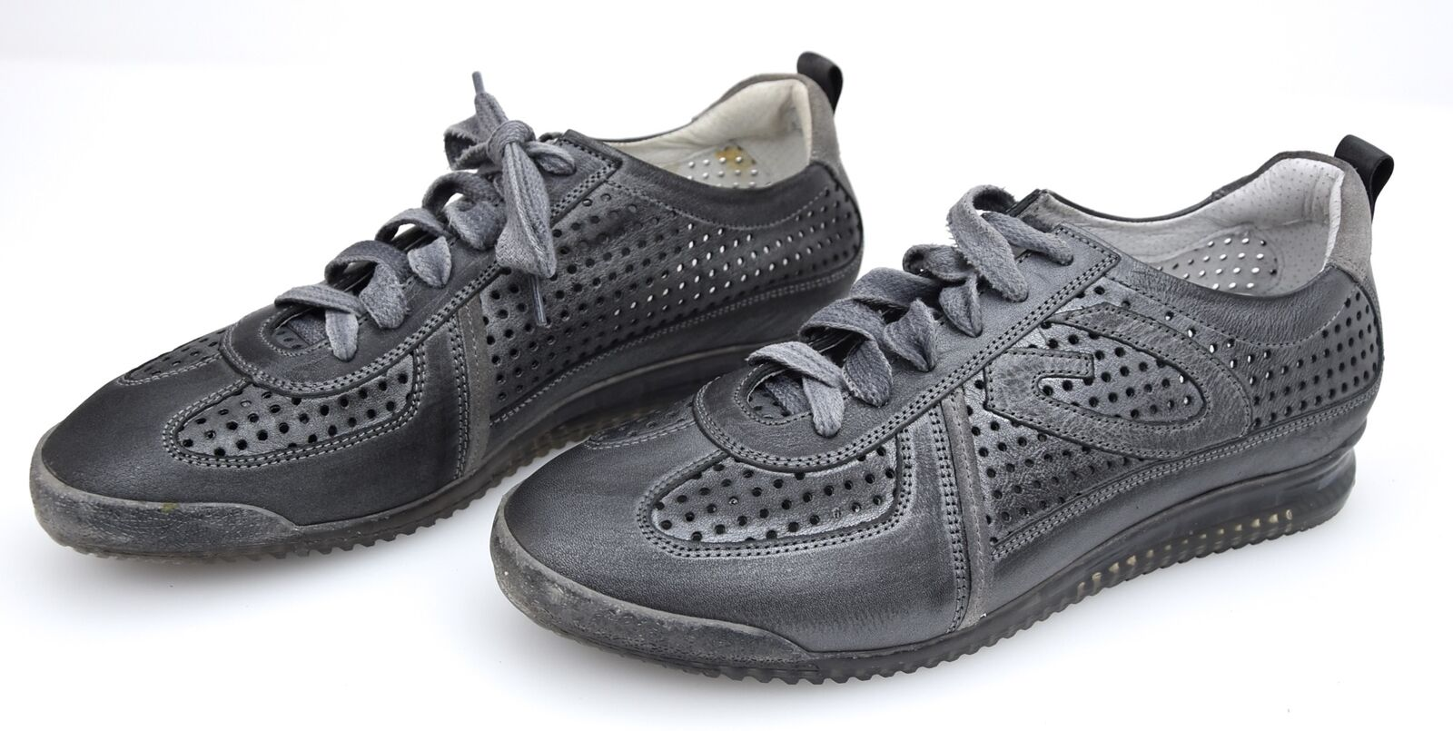 Alberto Guardiani Hommes Baskets Chaussures De Loisirs baskets Cuir su68324l