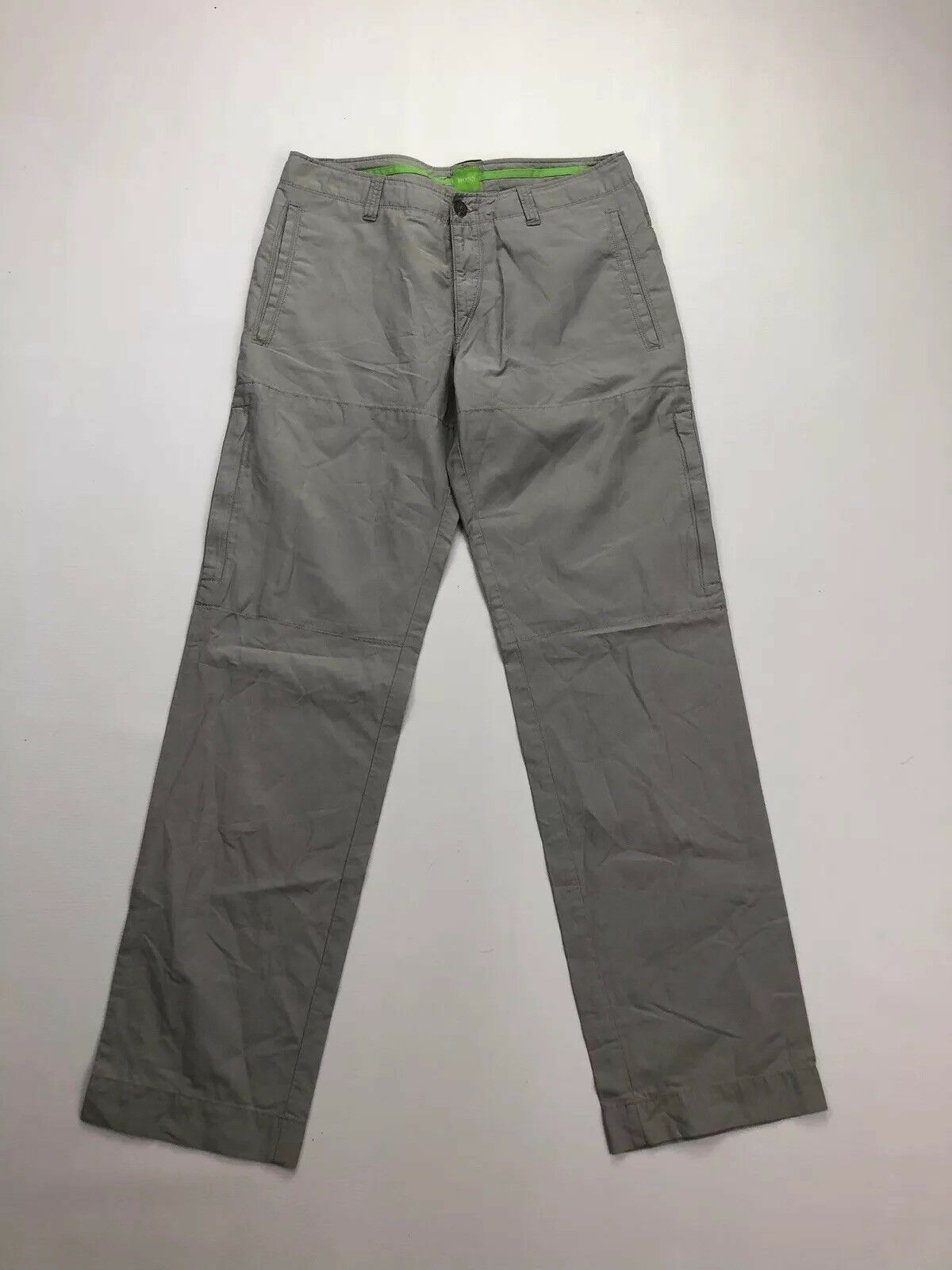 HUGO BOSS Trousers - W30 L32 - Grey - Great Condition - Men's