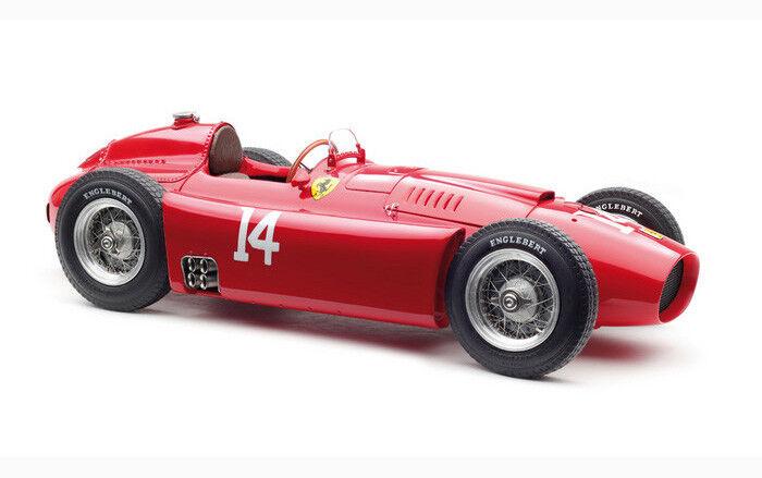 CMC Ferrari D50, 1956 GP France Collins 1 18