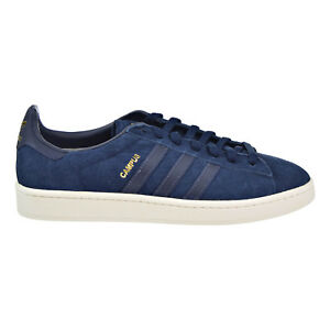 3e7ebfeb527a82 Image is loading Adidas-Campus-Mens-Shoes-Collegiate-Navy-Reflective-Gold-