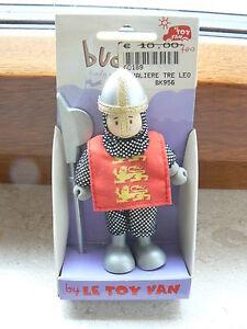 Marionetta Minifigure Cavaliere Tre Leoni Le Toy Van BK956