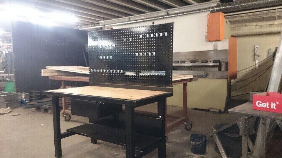 Værkstedsbord i god kvalitet