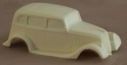 Mill City Replicas 1//25th scale 1933 Willys 4 Door Sedan Body resin model car