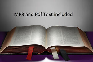 Details about HOLY BIBLE OFFICIAL KING JAMES VERSION OLD & NEW TESTAMENTS  MP3 AUDIO & TEXT
