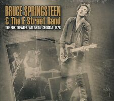 BRUCE SPRINGSTEEN & E-STREET BAND Live at The Fox Theater Atlanta 1978 NEW 3-CD