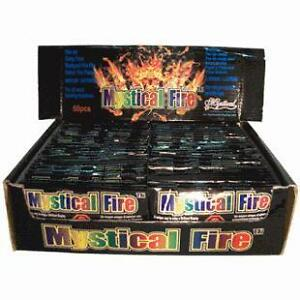 NEW-Magical-Mystical-Fire-Colour-Flames-Granules-x3pks