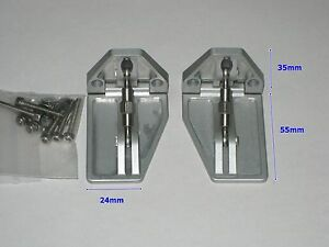 Details about Trim Tabs for fast electric rc boat New design