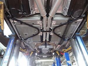 08 14 challenger frame x cross brace sub frame connectors for Steve white motors hickory north carolina