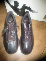 Jb Rautureau Tribe Jogger Cuir Brown Neuve Pointure Grand 39