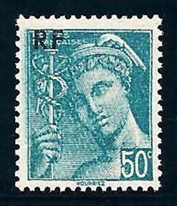 varieta-N-660-di-carta-asta-vertical-tipo-Mercurio-francobollo-Nuovo