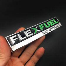 US Metal Flex Fuel E85 Ethanol Car Emblem Sticker Badge Decal for Dodge Chrysler