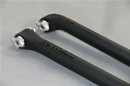 25.427.230.831.6mm 520° Carbon Fiber MTB Bike Seatpost Road Bicycle Seatpost