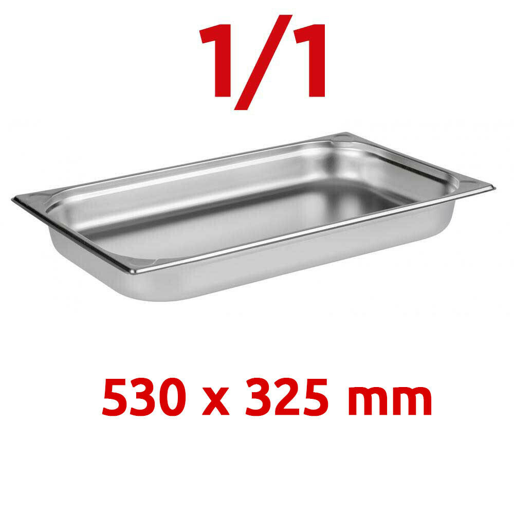 GN Gitterrost 2//1 Gastronormrost für Gastronormbehälter verchromt Ablagerost