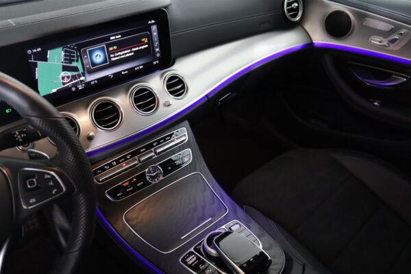 Mercedes E350 d 3,0 AMG Line stc. aut. billede 13