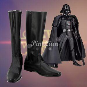 The Force Awakens Kylo Ren Ben Solo Schuhe Stiefel Cosplay Kostüme Star Wars