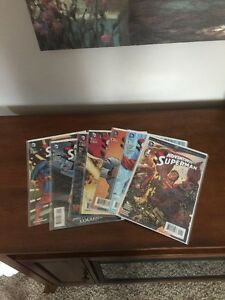 Adventures-Of-Superman-1-2-3-4-5-6-7-8-All-Nm-M-Near-Mint-Mint-New-52-Complete