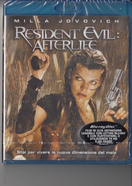 Resident Evil. Afterlife (2010) BLU-RAY NUOVO E SIGILLATO