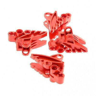 Lego 2 x Technic Rohr mit Achsverbinder 53586 perl hellgrau Set 7945 6996 7632