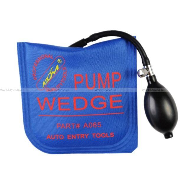 Air pump wedge locksmith - crochetage set tools lock pick door lock opener !!