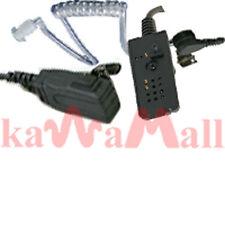 Coil Tube Ear Mic for Motorola SABER I II III ASTRO NEW