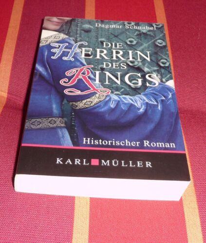 1 von 1 -  Dagmar Schnabel  Die Herrin des Rings