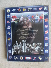 1994/95 KRAFT NHL HOCKEY CARD COMPLETE SET WITH ALBUM