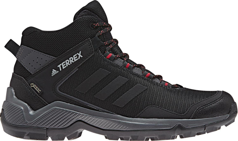 Adidas Terrex descarrila señora trekking zapatos negro