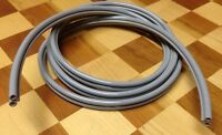 Dental Foot Control Replacement Tubing Hose 3 Hole Gray