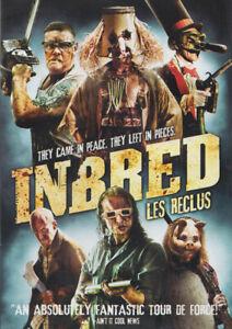 Inbred-Bilingual-Canadian-Release-New-DVD