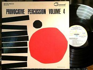 Tony-Mottola-PROVOCATIVE-PERCUSSION-Vol-4-COMMAND-RS-834SD-1962-Stereo-EX