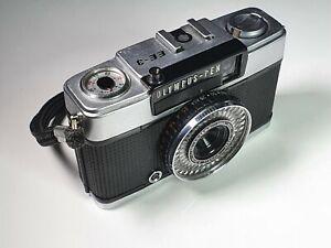 Nice-Olympus-Pen-EE-3-Film-Camera-Lomo-Vintage-collectible-Made-in-Japan
